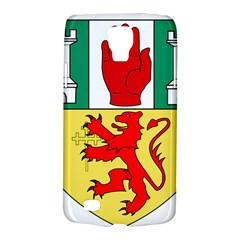 County Antrim Coat Of Arms Galaxy S4 Active by abbeyz71