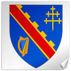 County Armagh Coat Of Arms Canvas 12  X 12   by abbeyz71