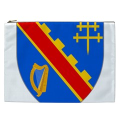 County Armagh Coat Of Arms Cosmetic Bag (xxl)  by abbeyz71