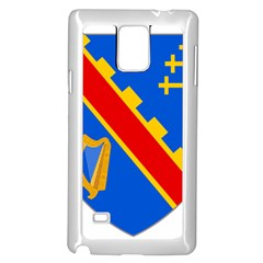County Armagh Coat Of Arms Samsung Galaxy Note 4 Case (white) by abbeyz71
