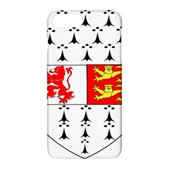 County Carlow Coat Of Arms Apple Iphone 7 Plus Hardshell Case by abbeyz71