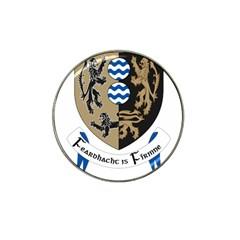 Cavan County Council Crest Hat Clip Ball Marker (4 Pack) by abbeyz71