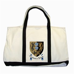 Cavan County Council Crest Two Tone Tote Bag by abbeyz71