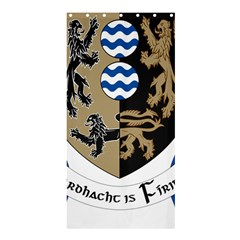 Cavan County Council Crest Shower Curtain 36  X 72  (stall)  by abbeyz71