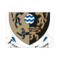 Cavan County Council Crest Double Sided Flano Blanket (mini)  by abbeyz71