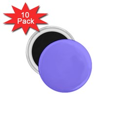 Neon Color   Light Persian Blue 1 75  Magnets (10 Pack)  by tarastyle