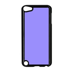 Neon Color   Light Persian Blue Apple Ipod Touch 5 Case (black) by tarastyle
