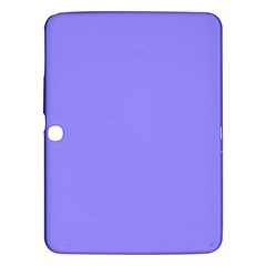 Neon Color   Light Persian Blue Samsung Galaxy Tab 3 (10 1 ) P5200 Hardshell Case  by tarastyle