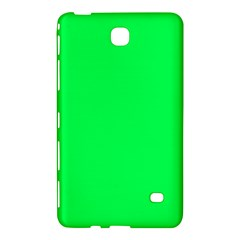 Neon Color   Luminous Vivid Malachite Green Samsung Galaxy Tab 4 (8 ) Hardshell Case  by tarastyle