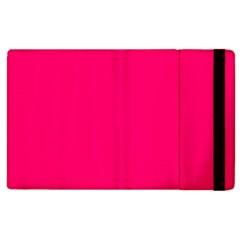 Neon Color   Luminous Vivid Raspberry Apple Ipad 2 Flip Case by tarastyle