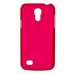 Neon Color   Luminous Vivid Raspberry Galaxy S4 Mini by tarastyle