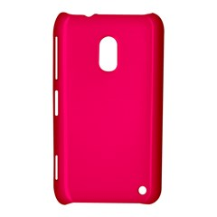 Neon Color   Luminous Vivid Raspberry Nokia Lumia 620 by tarastyle