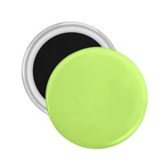 Neon Color   Very Light Spring Bud 2 25  Magnets by tarastyle