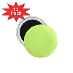 Neon Color   Very Light Spring Bud 1 75  Magnets (10 Pack)  by tarastyle