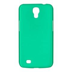 Neon Color   Vivid Turquoise Samsung Galaxy Mega 6 3  I9200 Hardshell Case by tarastyle