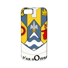 County Clare Coat Of Arms Apple Iphone 5 Classic Hardshell Case (pc+silicone) by abbeyz71