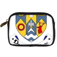 County Clare Coat Of Arms Digital Camera Cases by abbeyz71