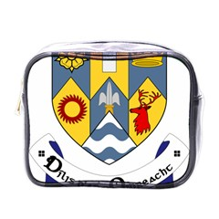 County Clare Coat Of Arms Mini Toiletries Bags by abbeyz71