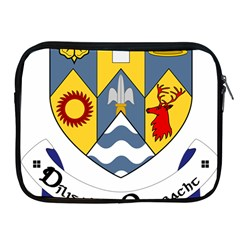 County Clare Coat Of Arms Apple Ipad 2/3/4 Zipper Cases by abbeyz71