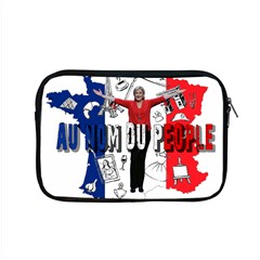 Marine Le Pen Apple Macbook Pro 15  Zipper Case by Valentinaart