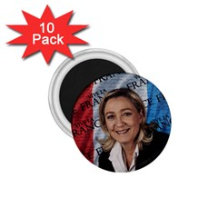 Marine Le Pen 1 75  Magnets (10 Pack)  by Valentinaart