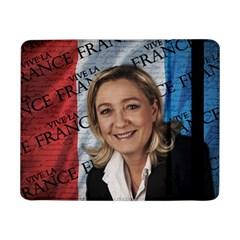 Marine Le Pen Samsung Galaxy Tab Pro 8 4  Flip Case by Valentinaart