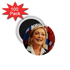 Marine Le Pen 1 75  Magnets (100 Pack)  by Valentinaart
