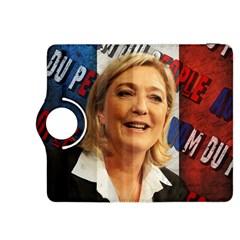 Marine Le Pen Kindle Fire Hdx 8 9  Flip 360 Case by Valentinaart