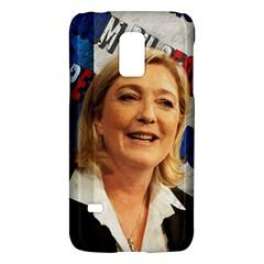 Marine Le Pen Galaxy S5 Mini by Valentinaart