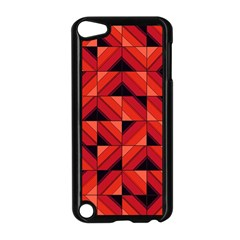 Fake Wood Pattern Apple Ipod Touch 5 Case (black) by linceazul