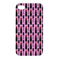 Makeup Apple Iphone 4/4s Premium Hardshell Case by Valentinaart