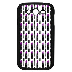 Makeup Samsung Galaxy Grand Duos I9082 Case (black) by Valentinaart
