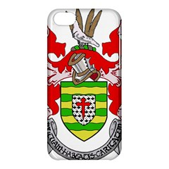 County Donegal Coat Of Arms Apple Iphone 5c Hardshell Case by abbeyz71