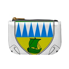 Coat Of Arms Of County Kerry  Mini Coin Purses by abbeyz71