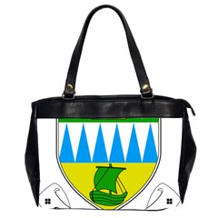 Coat Of Arms Of County Kerry  Office Handbags (2 Sides)  by abbeyz71