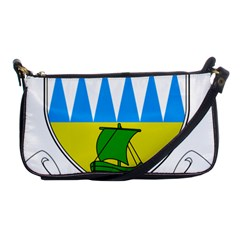 Coat Of Arms Of County Kerry  Shoulder Clutch Bags by abbeyz71