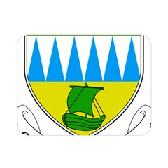 Coat Of Arms Of County Kerry  Double Sided Flano Blanket (mini)  by abbeyz71
