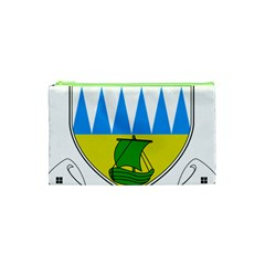 Coat Of Arms Of County Kerry  Cosmetic Bag (xs) by abbeyz71