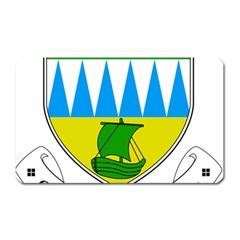 Coat Of Arms Of County Kerry Magnet (rectangular) by abbeyz71