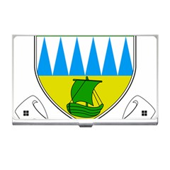 Coat Of Arms Of County Kerry Business Card Holders by abbeyz71