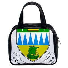 Coat Of Arms Of County Kerry Classic Handbags (2 Sides) by abbeyz71