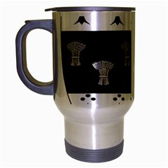 County Kilkenny Coat Of Arms Travel Mug (silver Gray) by abbeyz71