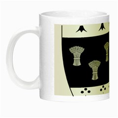 County Kilkenny Coat Of Arms Night Luminous Mugs by abbeyz71