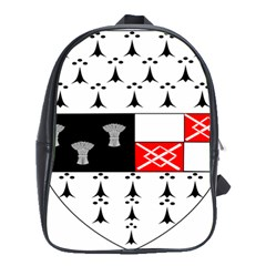 County Kilkenny Coat Of Arms School Bags(large)  by abbeyz71
