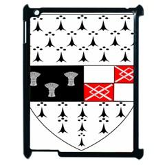 County Kilkenny Coat Of Arms Apple Ipad 2 Case (black) by abbeyz71