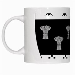 County Kilkenny Coat Of Arms White Mugs by abbeyz71