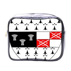 County Kilkenny Coat Of Arms Mini Toiletries Bags by abbeyz71