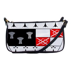 County Kilkenny Coat Of Arms Shoulder Clutch Bags by abbeyz71