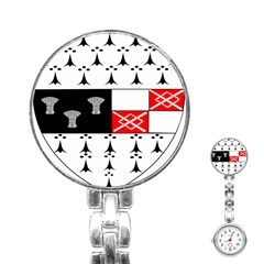 County Kilkenny Coat Of Arms Stainless Steel Nurses Watch by abbeyz71