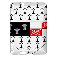County Kilkenny Coat Of Arms Kindle Fire Hdx Hardshell Case by abbeyz71
